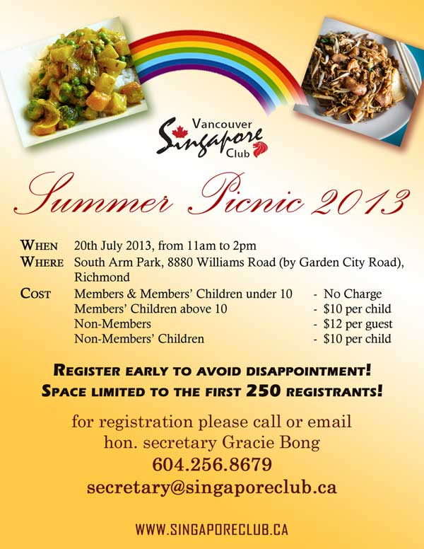 2013-summer-picnic-Poster